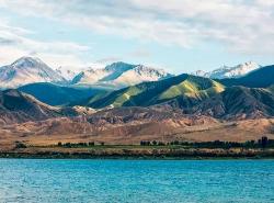 Достопримечательности южного берега Иссык-Куля